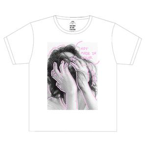 【FC限定】ぱるるデザインTシャツ・White