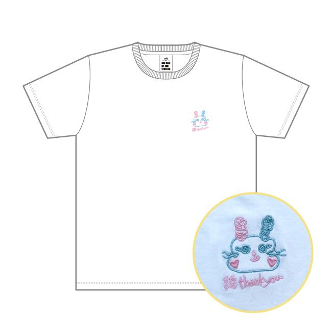 Ten-shirt ホワイト