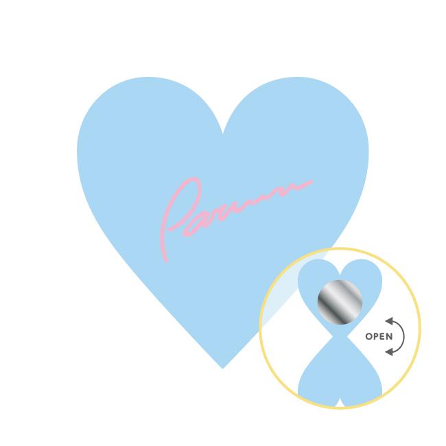九→十なミラー