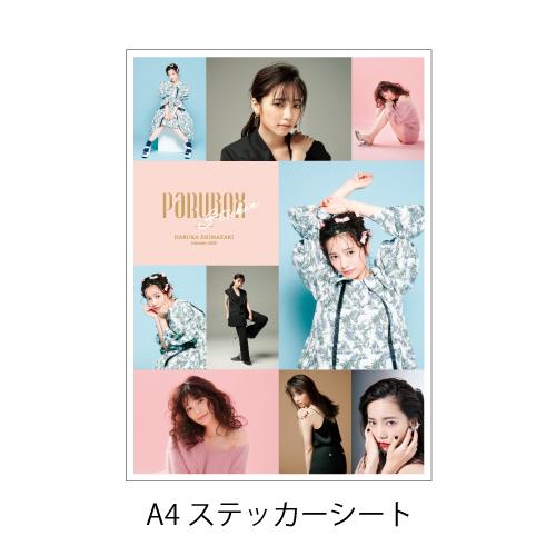 【11/29(日)1部-13:00の回】2ショットオンラインサイン会・限定PARUBOXセット